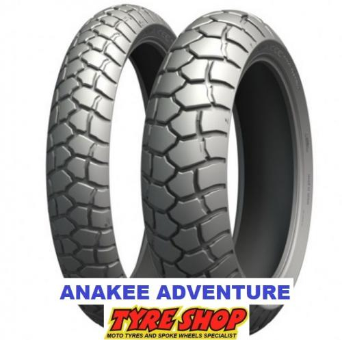 90/90-21+150/70-18 ANAKEE ADVENTURE MICHELIN